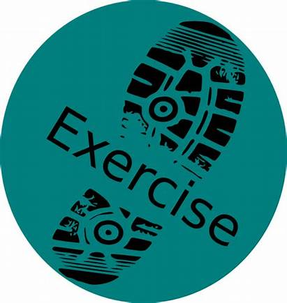 Exercise Clip Clipart Fitness Walking Class Cliparts