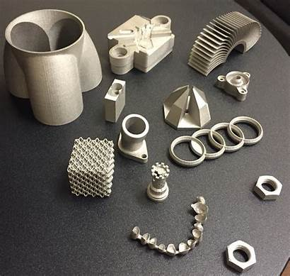 3d Printed Objects Printing Sample Metal Parts