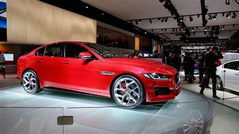 jaguar sharpens prices  lineup  xe  start