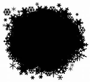 snowflake frame png snowflake photo frame MEMES