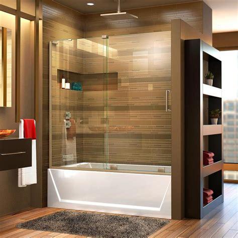 Bathroom Shelves Glass Brushed Nickel