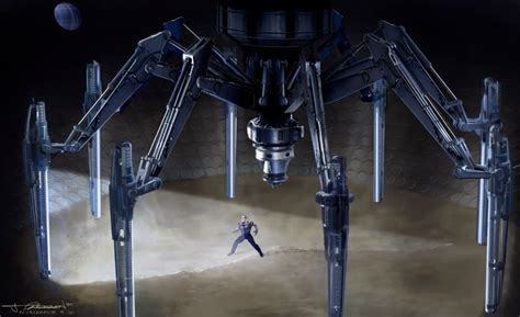 thrilling spider man  concept art  james carson film