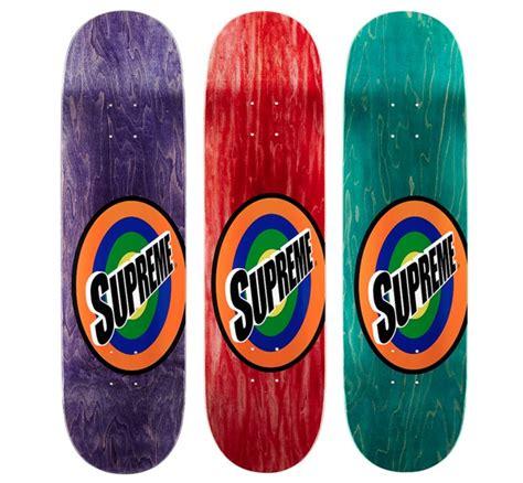 Supreme Skateboard Deck by Image Gallery Supreme Decks
