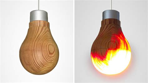 how do smart lights work how in the world does this wooden lightbulb work