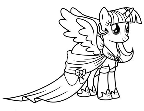 twilight sparkle coloring pages  coloring pages  kids