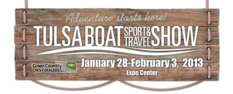 Tulsa Boat Show by 2013 Tulsa Boat Show Grand Lake Living