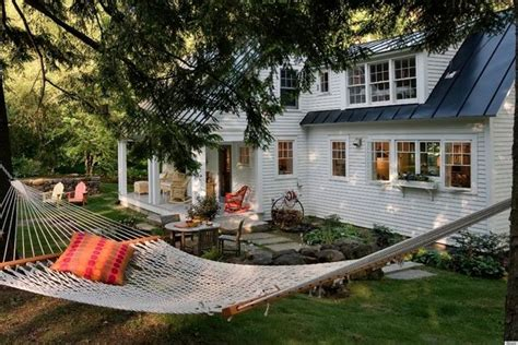 House Hammock by A Guide To Renovating Your Outdoor Space Huffpost