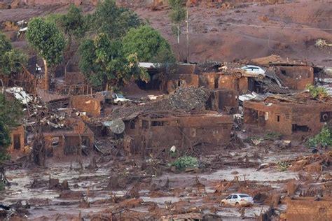 Brazil dam burst: Disaster to cost Vale $606 million, long ...