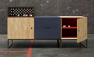 Ali Robinson's debut furniture melds sports and fine art ...