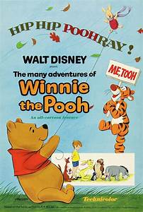 The Many Adventures Of Winnie The Pooh Animated Film