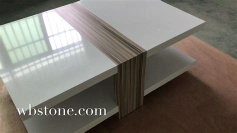 material corian corian coffee table new artificial material corian