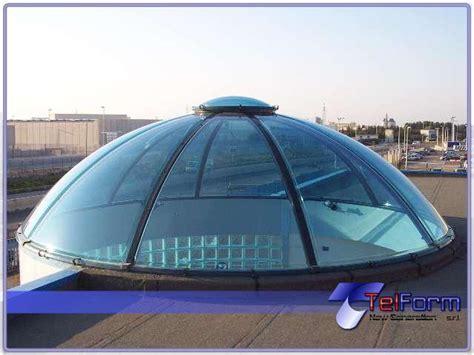 copertura a cupola telform ng srl cupole