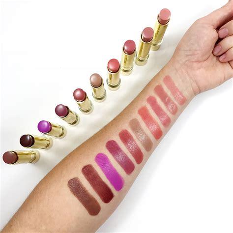 stila color balm lipstick stila s color balm lipstick delivers pigment load of