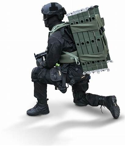 Ladder Tactical Assault Carbon Collapsible Fibre Echelles