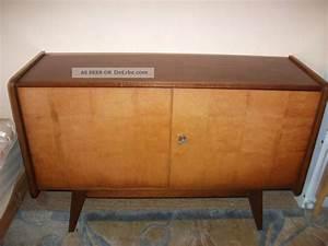 60er Jahre Kommode : teak sideboard kommode flach hifi tv schrank 60er 70er jahre danish design ~ Markanthonyermac.com Haus und Dekorationen