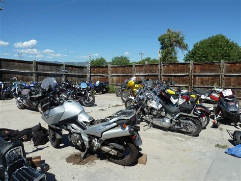 Motorcycle Salvage Yards In Illinois