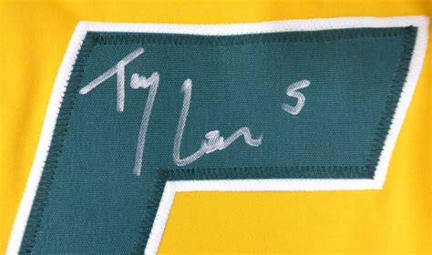 Carlton, a former canadian football league defensive back who is a hall of famer at. Trey Lance Autographed Signed North Dakota State Bison ...