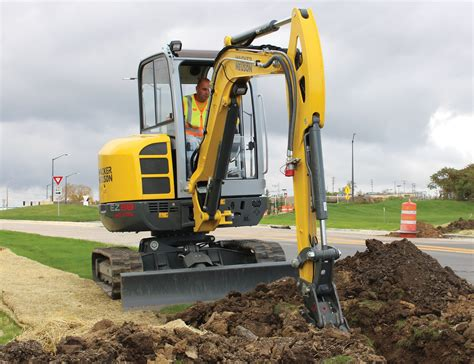 spec guide excavators compact equipment