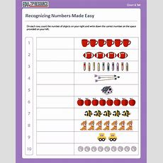 Number Recognition Worksheets  Number Recognition Activities Eduresourcecom
