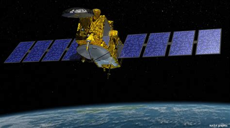 satellites stations tide noaa ground together working truth