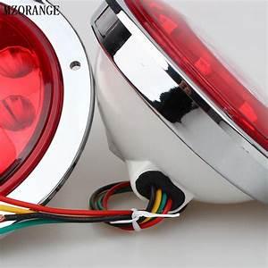 2019 Round Steel Ring 19 Led Car Side Led Lamp Light For