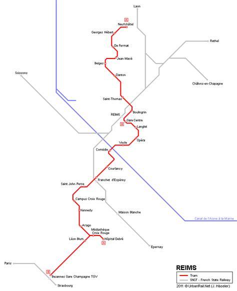 ouvrir des chambres d hotes carte des itinéraires de tram reims carte typographique