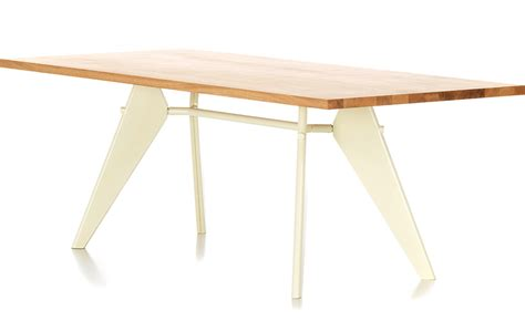 solid wood table legs prouvé em table hivemodern com