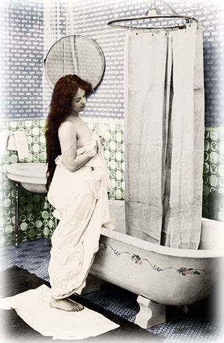 victorian bathroom design  bathtub