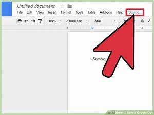 3 Ways To Save A Google Doc