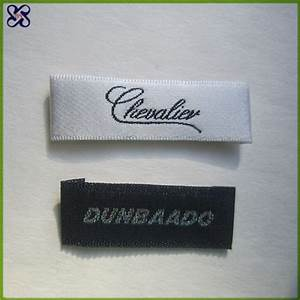 Woven labels cheap woven sewing label woven label fabric for Cheap fabric labels