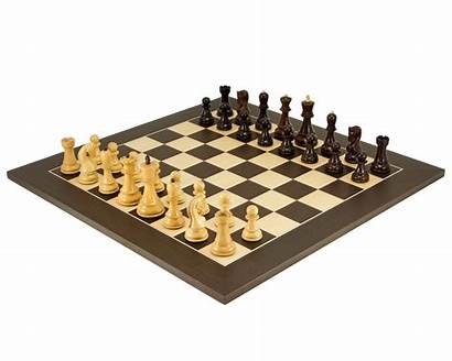 Chess Tournament Deluxe Empire Knight Sets Palisander