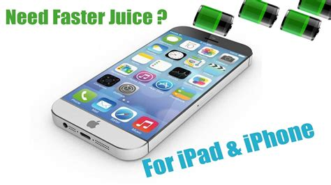 how to make iphone faster how to charge your iphone or faster