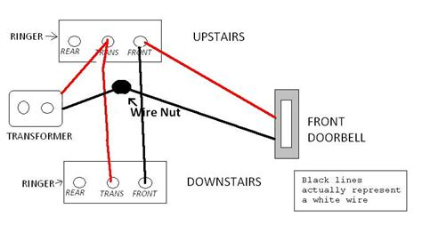 wire up another doorbell electrical diy chatroom home improvement forum