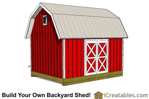12x16 gambrel roof shed plans 12x16 gambrel shed plans 12x16 barn shed plans