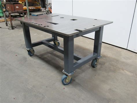 """Steel Welding Work Bench Assembly Table 39x60x32"""" 34"""