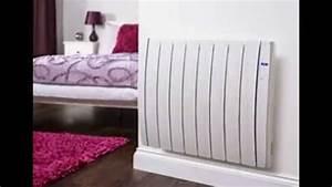 Radiateur Electrique Meilleur Marque : radiateur electrique youtube ~ Premium-room.com Idées de Décoration