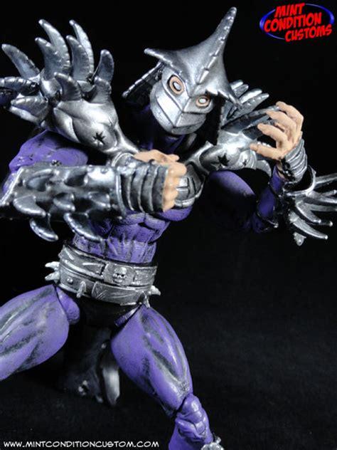 custom super shredder tmnt  style figure toy discussion  toyarkcom