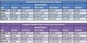 Baseball Batting Glove Size Chart Equipment Size Charts