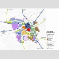 Accrington Town Centre Masterplan Urbed