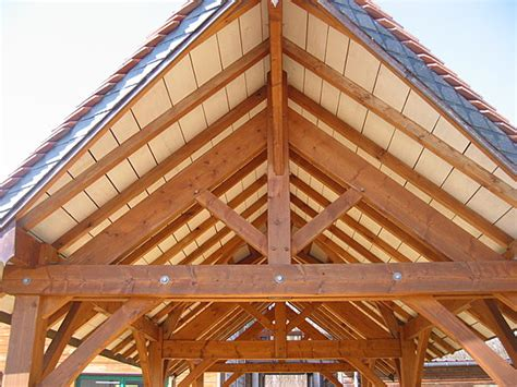 cuisiner morilles charpentes et toitures en bois galerie photos d 39 article 3 6