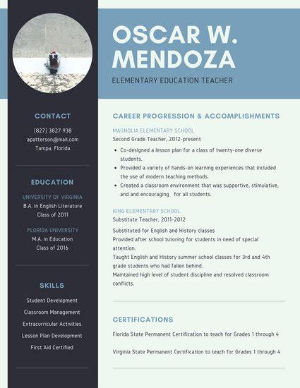 customize 504 simple resume templates canva