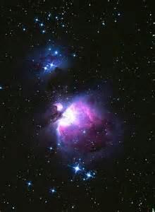 Orion Nebula Black Hole