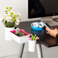 major space saver alert diy clip on desk organizers