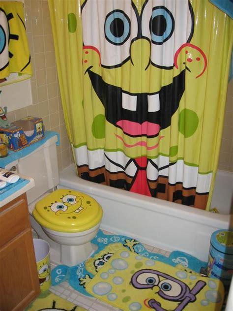 Spongebob Bathroom Decor Walmart by Spongebob Bathroom Decor Bclskeystrokes