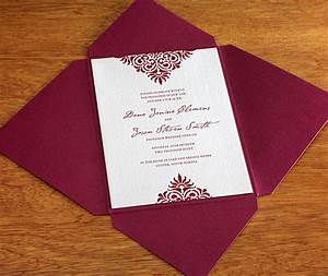 Alternatives to double envelopes for your wedding for Wedding invitations with double envelopes