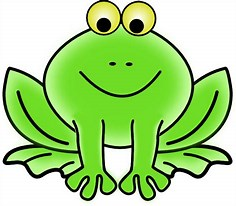 Image result for frog clipart