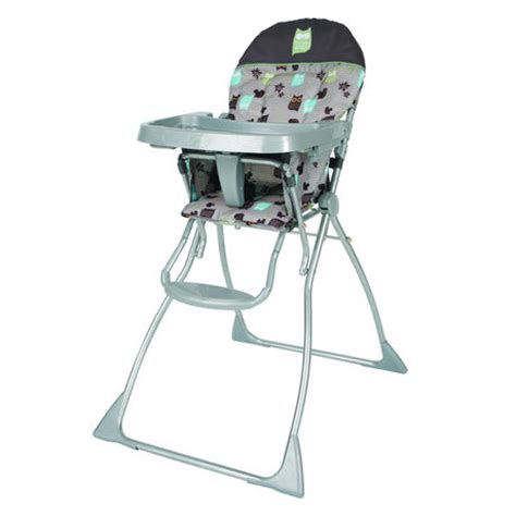 cosco flat fold high chair walmart canada cosco flat fold portable highchair 10 in