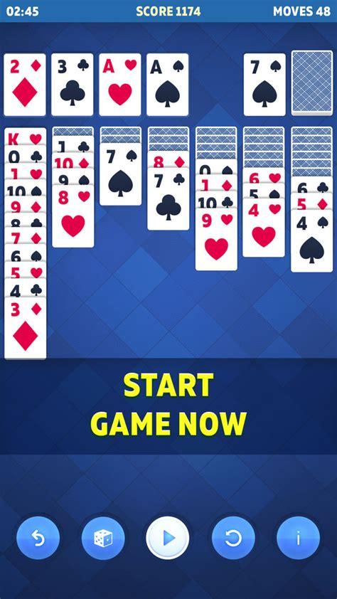 solitaire classic  app  iphone