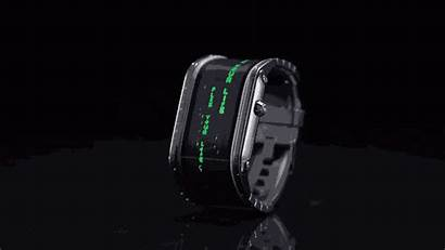 Smartwatch Flexible Nubia Kickstarter Fund Turns Its