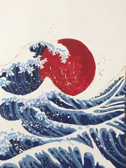 katsushika hokusai japanese study norden farm centre